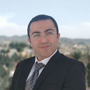 Photo CV of S. Amirhossein Barekati
